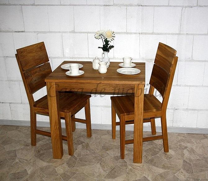 echtholz massivholz naturholz vollholz essgruppe sitzgruppe esstisch kuechentisch stuhl massiv holzstuhl